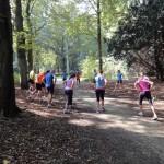 Rekken en strekken hardlopen 2